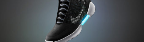 """Nike: 6 milioni per la ricerca con le scarpe di """"Ritorno al futuro"""""""