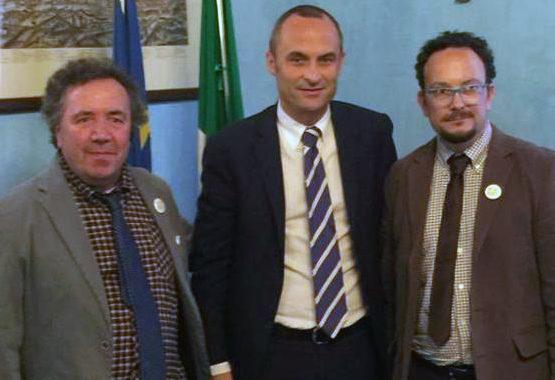 Franco Minutiello Enrico Costa Giulio Maldacea