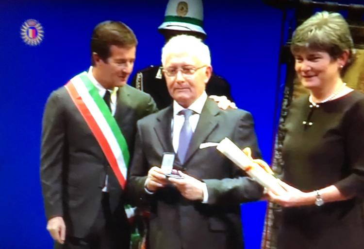 Marco Guido Salvi e Giorgio Gori benenerenza 2017 Bergamo sindaco-2