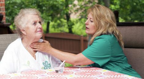 Disfagia nel Parkinson un problema sottostimato