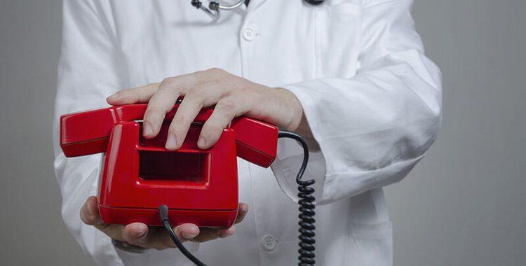 Telefono Parkinson
